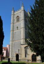 St. Mary's Church, Dedham