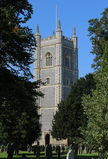St. Mary's Church, Dedham