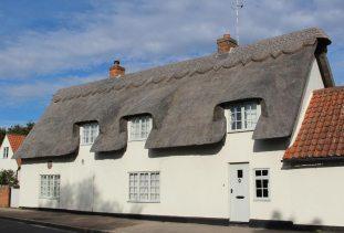 Thatched Cottage, Littlebury