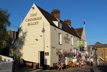 The Crooked Billet, Old Leigh, Leigh-on-Sea