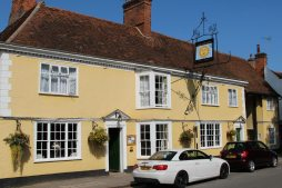 The Sun Inn, Dedham