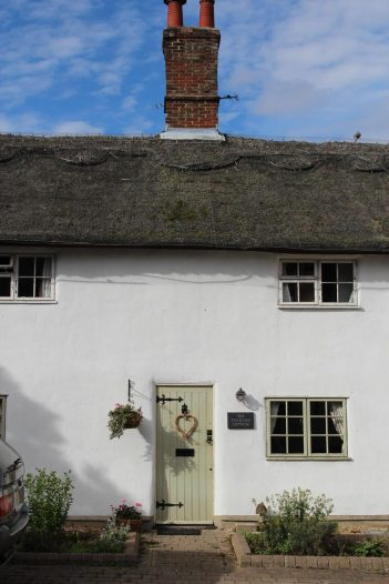 The Thatched Cottage, Littlebury