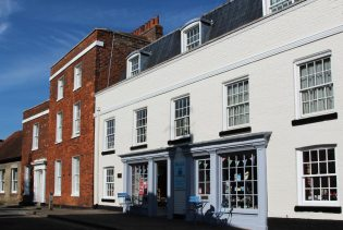 Blue Owl, The Mill, Mill Street, Nayland