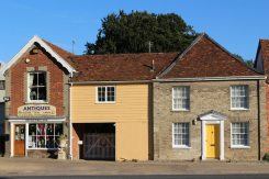 Cavendish Antiques and Tea Rooms and The Old Forge, Cavendish