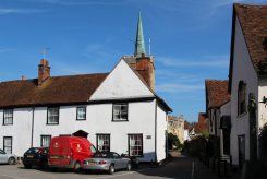 Church Mews and Alston Court, Nayland