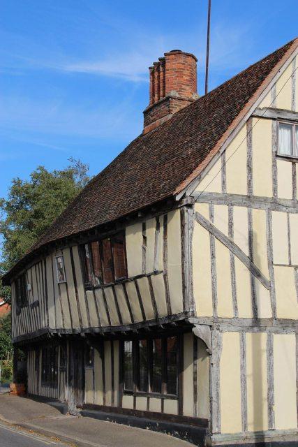 Medieval cottage, Nayland