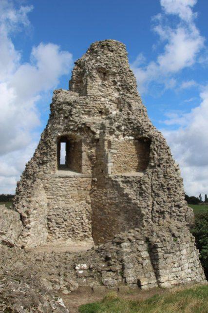 North-east Tower, Hadleigh Castle, Hadleigh