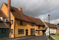 Old Chequers, Church Street, Boxford
