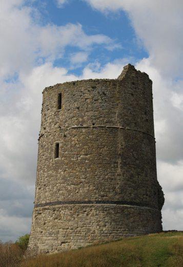 South-east Tower, Hadleigh Castle, Hadleigh