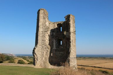 South-east Tower, Hadleigh Castle, Hadleigh