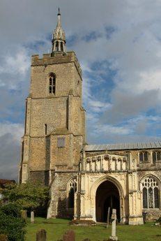 St. Mary's Church, Boxford