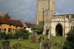 St. Mary's Churchyard, Boxford