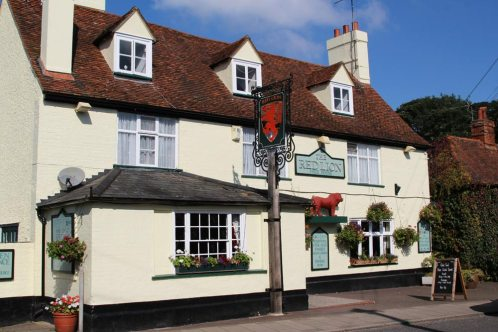 The Red Lion, East Bergholt