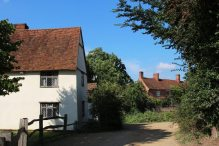 Willy Lott's House and Flatford Mill, Flatford