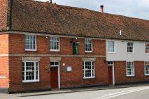 The Angel Inn, Stoke-by-Nayland