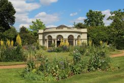 Garden House, Mrs. Child's Flower Garden, Osterley Park and House, Isleworth