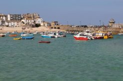Harbour Beach and Smeaton's Pier, St. Ives