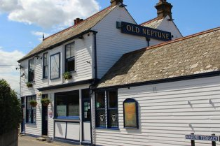 Old Neptune pub, Whitstable