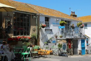 Olives Café and Gallery on the Square, St. Ives