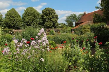 The Tudor Walled Garden, Osterley Park and House, Isleworth