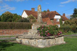 Preaching Cross, The Green, Quainton