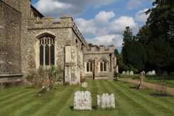 St. Andrew's Church, Much Hadham