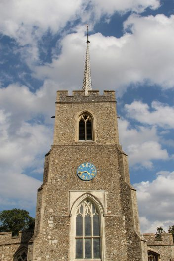 St. Andrew's Church Tower and Spire, Much Hadham
