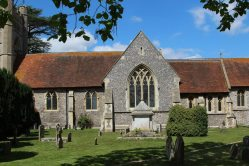 St. Mary the Virgin Church, Hambleden