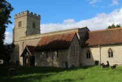 St. Mary's Church, East Claydon