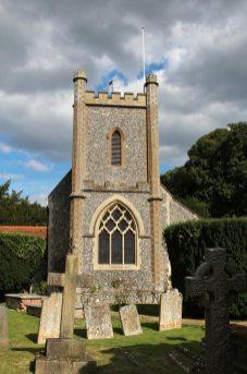 St. Nicholas Church, Remenham