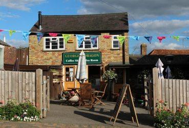 The George and Dragon Coffee Shop and Tea Room, Quainton