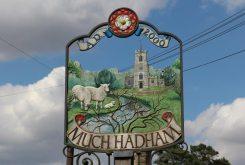 Village sign, Much Hadham