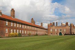 Barrack Block and Seymour Gate, Hampton Court Palace