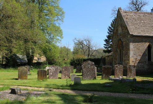 St. Mary Magdalene Churchyard, Adlestrop