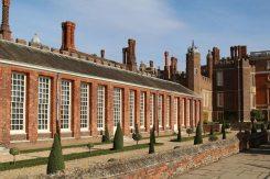 The Lower Orangery, Hampton Court Palace