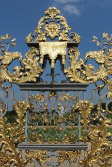 Tijou Screen, Privy Garden, Hampton Court Palace