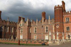 West Front, Hampton Court Palace