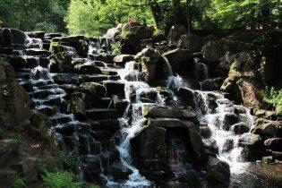 The Cascade, Virginia Water