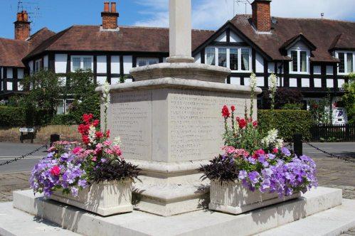 War Memorial, Bray