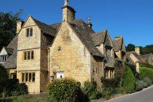 Cottages, High Street, Stanton