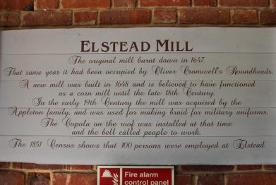 History of Elstead Mill, Elstead