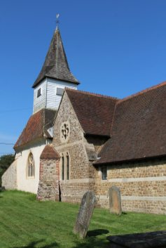 St. James Church, Elstead