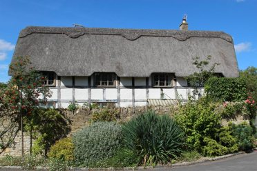 The Old Barn, Stanton