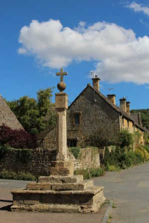 Village Cross, Stanton