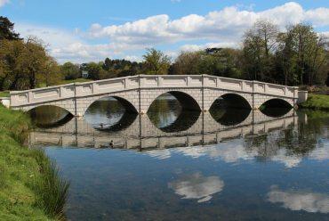 Five Arch Bridge, Painshill Park, Cobham