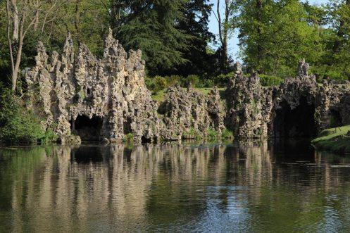 The Grotto, Painshill Park, Cobham