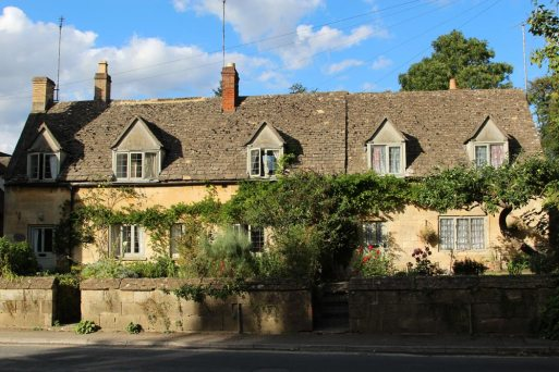 Cottages, Castle Street, Winchcombe