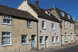 Cottages, Gloucester Street, Winchcombe