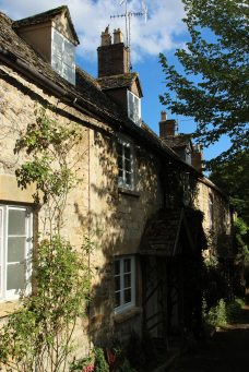 Cottages, Vineyard Street, Winchcombe