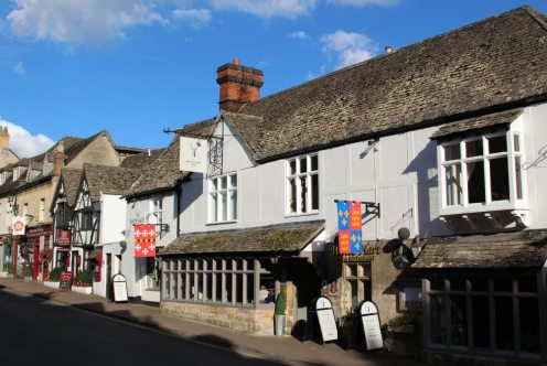 The White Hart Inn, High Street, Winchcombe